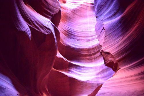 pattern sandstone linear flow