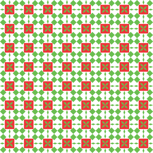 pattern traditional drawing