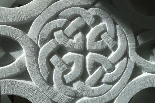 pattern celtic marble