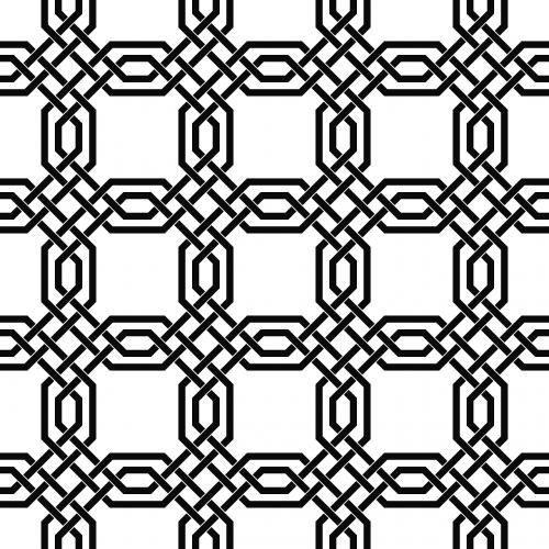pattern vector halftone