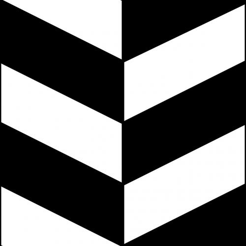 pattern herringbone black