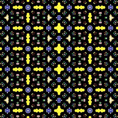 pattern black background texture