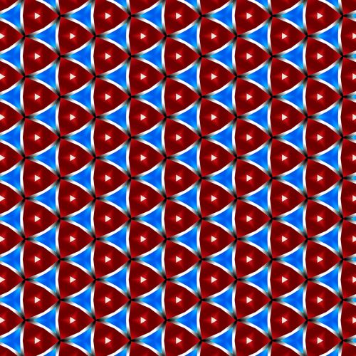 pattern triangles seamless
