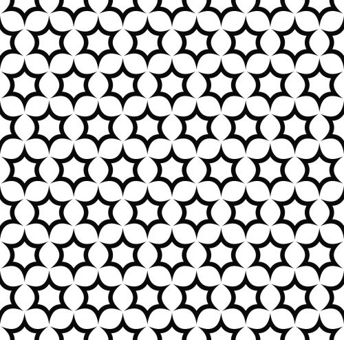 pattern star repeating