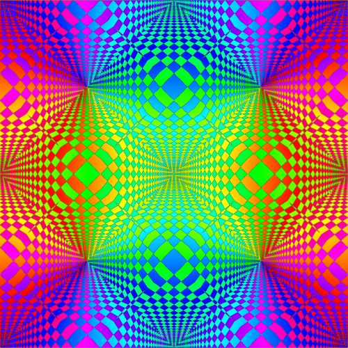 pattern colorful abstract