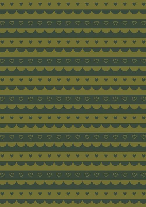 pattern hart lace
