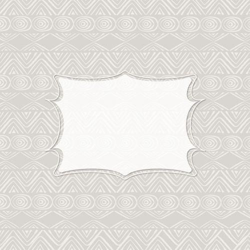 Pattern Card Background