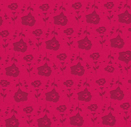 Pattern Elegant Red