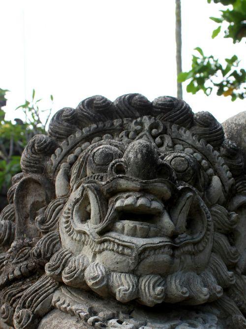 patung hindu statue