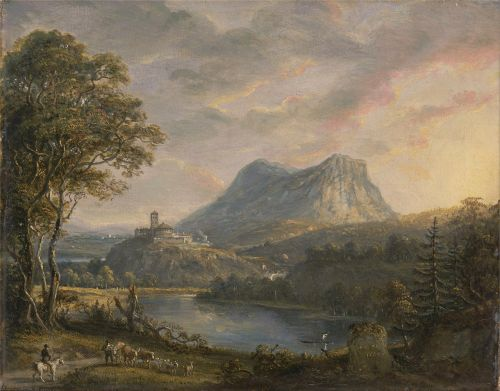 paul sandby art painting