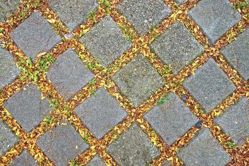 pavement tile stone