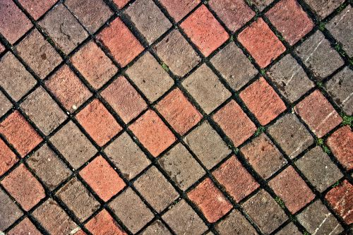 pavement bricks paving