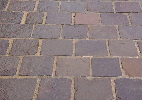 pavers stones soil