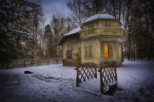 pavilion  nümphenburg  munich