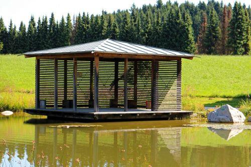 pavilion garden pavilion bower