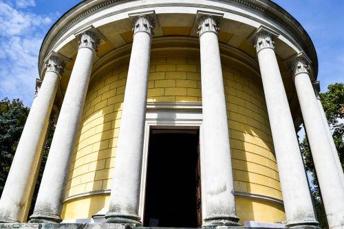 pavilion monument columnar