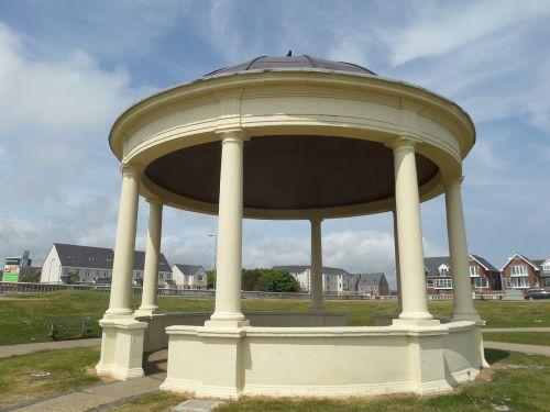 pavilion summer house round