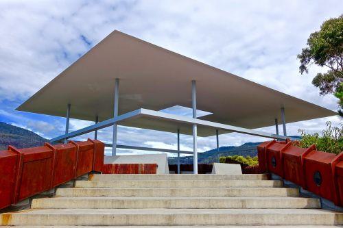 pavillion mona tasmania