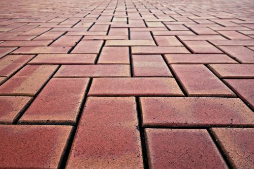 paving brick paving brick surface