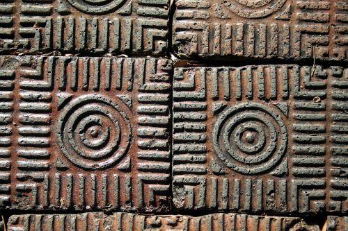 paving bricks texture st augustine