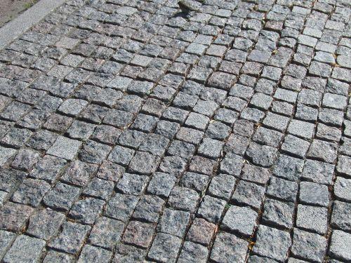 paving stone bruschataja road road