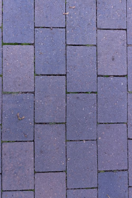 paving stones joints structure