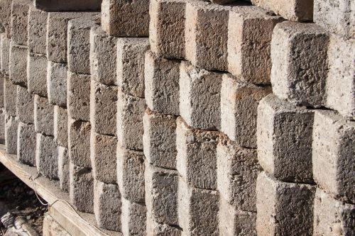 paving stones concrete flooring