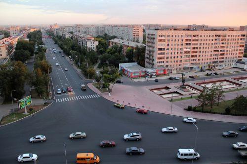 pavlodar crossroads street