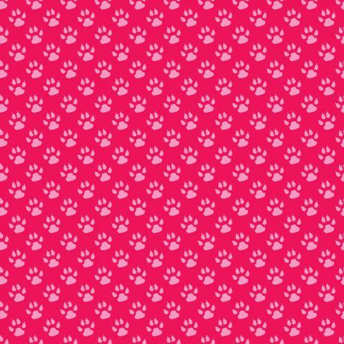 Paw Print Wallpaper Background