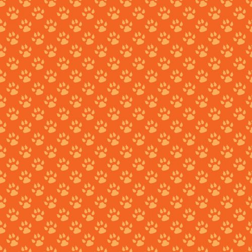 Paw Prints Background Wallpaper