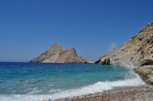 paximadia crete island