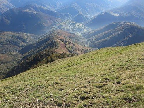 payolle  pyrénées  mountain