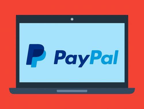 paypal logo brand