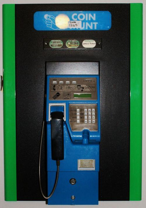 payphone phone communication