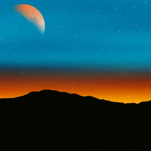 Night Landscape (1)