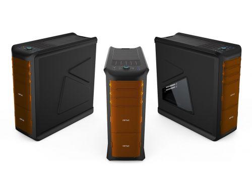 pc case concept design sketch
