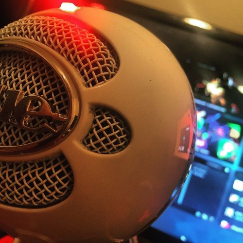 pc gaming mic microphone