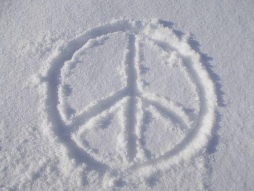 peace symbol peace sign