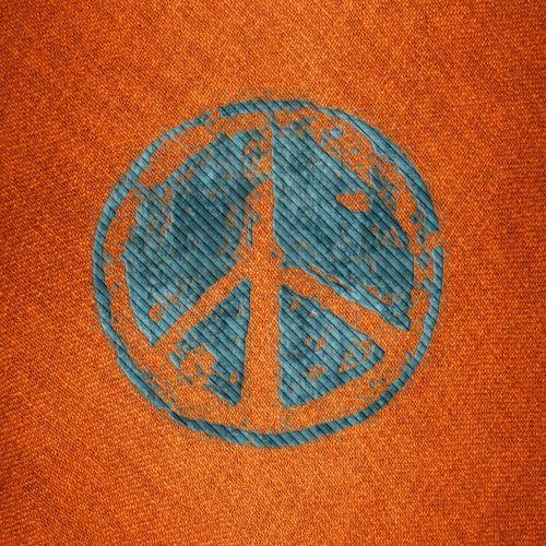peace peace sign grunge