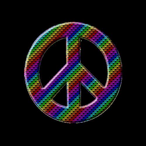 peace sign peace hippy