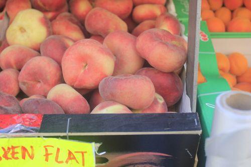 peach flat peach flat