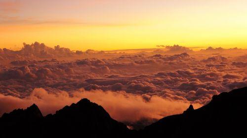 peak mountain kinabalu