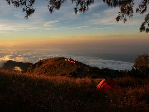 peak summit camp