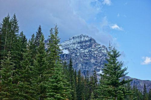 peak rockies mountains
