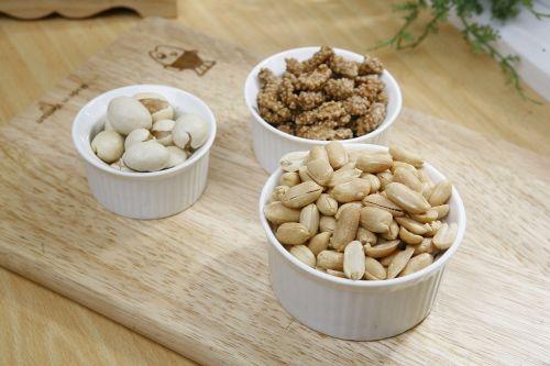 peanut coffee peanut glutinous rice peanuts