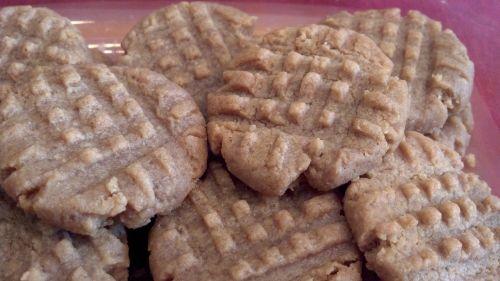 peanut butter cookies gluten free