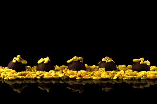 peanut truffles peanuts truffle