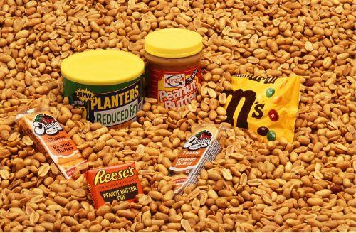 peanuts snack foods