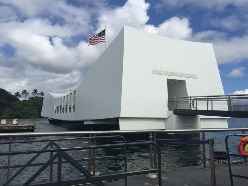 pearl harbor uss arizona navy