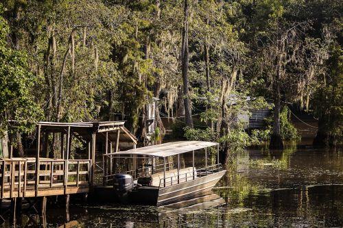 pearl river louisiana bayou